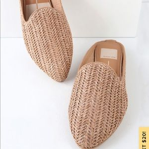Dolce Vita Grant Woven Loafer Slide